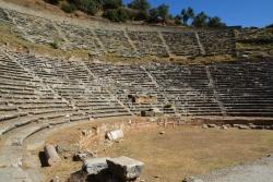 Le théâtre de Nysa