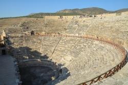 Le théâtre d'Hiérapolis