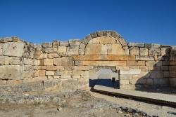 Une entrée de Hiérapolis