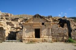 Tombe et Martyrium de l'Apôtre Philippe