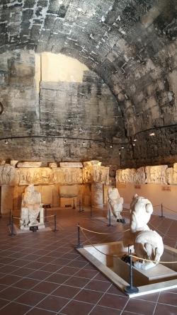 Le musée d'Hiérapolis