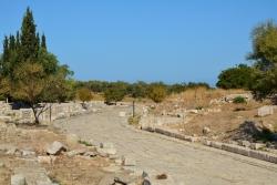 La voie sacrée qui reliait Didymes à Milet
