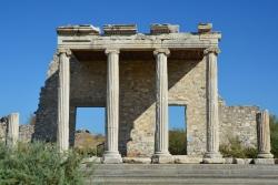 Le Portique de l'Agora de Milet