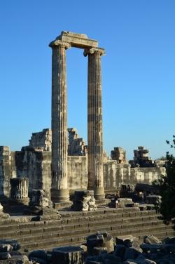Le Temple d'Apollon à Didymes