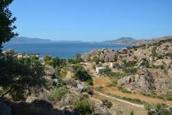 Le Lac Bafa et Héraklée