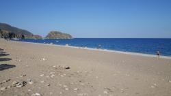 La plage de Ciralı