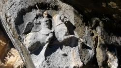 Le tombeau d'Alcétas