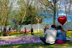 Parc Gülhane, avril 2017