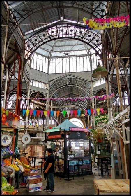 Le marché couvert de San Telmo : pat l'expat à Buenos Aires