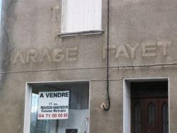 Garage et station service