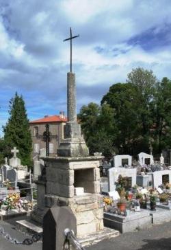 La croix du cimetierre