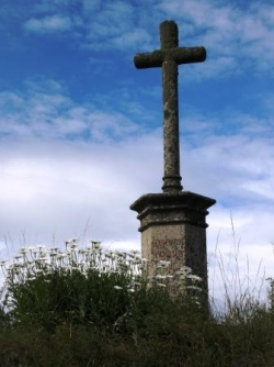 La croix de mission de Champrigaud