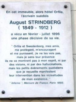Strindberg Auguste