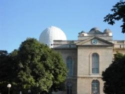 le dôme de l'Observatoire