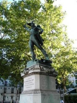 Maréchal Michel Ney (1769 - 1815)