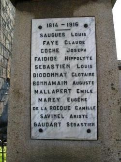 La Chapelle-Geneste 520 habitants