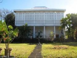 Maison coloniale de Saint Pierre