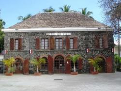Hotel de ville de Saint Leu