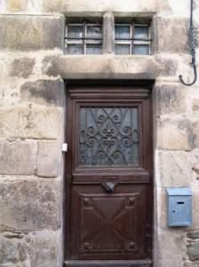 Porte rue des casernes