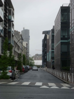 Retour à Montrouge