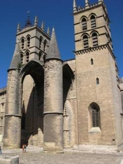 Basilique Saint-Pierre Montpellier