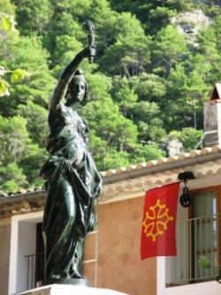 Fontaine Place de la Liberté