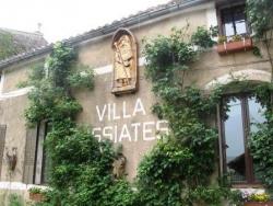 Villa Issiates à Joncels