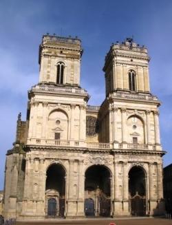 La cathédrale Sainte-Marie de Auch