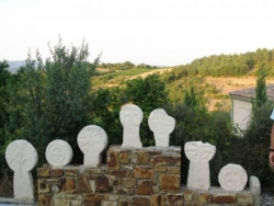 Stèles discoïdales