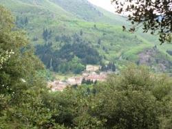 Le village de Saint Gervais sur Mare