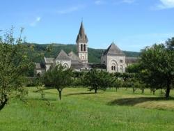 Saint Scholastique