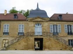 Château érigé par la famille de Noé
