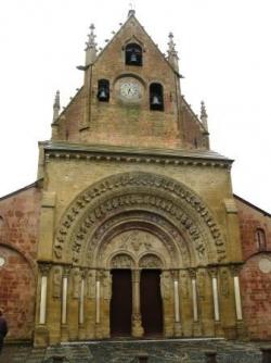 Eglise romane Sainte Foy de Morlaas