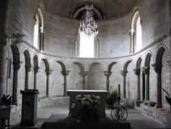Eglise romane de Lacommande
