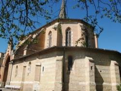 Chapelle de Cahuzac