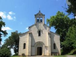 Eglise de Miramont - Sensacq