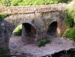 Conques le Pont aux romains.