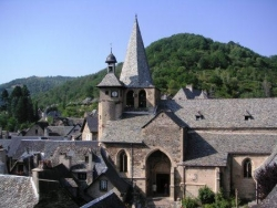 Estaing - L'église