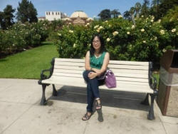 Exposition Park Rose Garden...july 2014