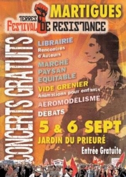 Festival Terre de Resistance 2009