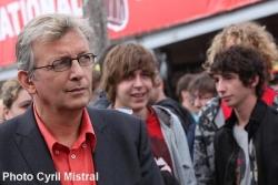 Interview pour le JT de France 2
