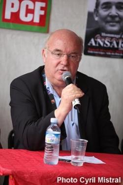 Débat avec Alain Bocquet