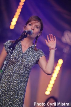 Concert : Cécile Hercule Scène Zebrock