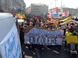 Manif du 19 mars : Nous y étions !!!