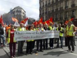 Manifestation Marseille 23.03.10