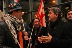 """Meeting à Marseille """"Union pour la Gauche"""" 10.02.09"""