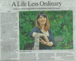 Indian Express A life Less Ordinary