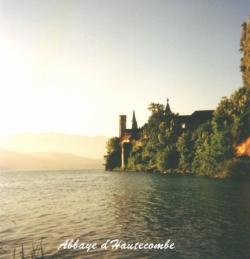 Savoie Abbaye de Hautecombe