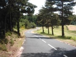 Route de l'Ardèche
