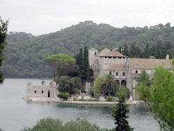 Benedictine monastery on Mljet